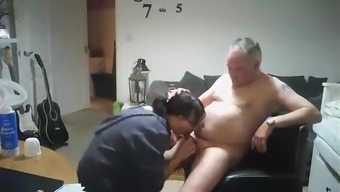 Swedish home made online video associated with a age mother fucking mister