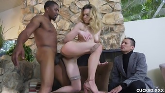 Intense action with Dahlia Surroundings, Isiah Maxwell and Tener Duende