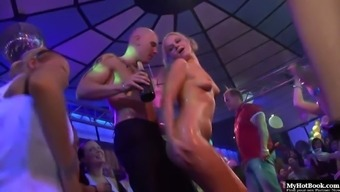 Life is setting out to get ridiculous at this great sex social gathering by using one blond babe