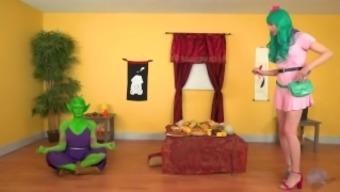"""Monster Ball's Z Porno Parody: """"Undead Boob Z"""""""