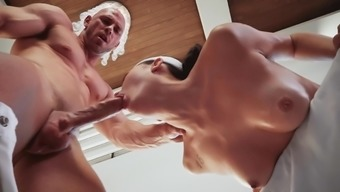 Sporty game ends up jizzed on have to face and difficult fucked
