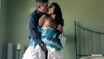 Giselle Mari And Mick Blue Go Really Hard-core Gratifying A Imagination