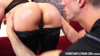 PornstarPlatinum - Kendra Want oiled out fuck