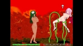 Leprechaun Battle 2(two) Sex Sequences