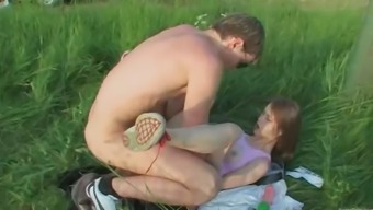 Cruel teens anal passage outdoor adventure fuck