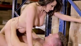 Shop intense for big tits Danica Dillon