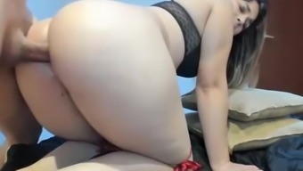 Lovely love fucked within the superb stupid ass