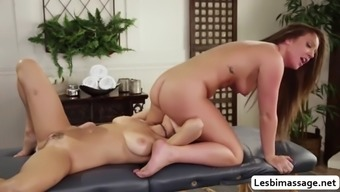 Maddy oreilly challenges some darcie dolce for a few pill