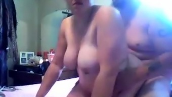 Big beautiful woman Arab amateur date hands wrists and fingers herself on digicam