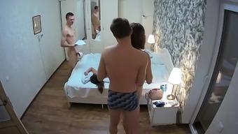 Hidden Cams Reveal A Hot Asian Teen Fucked Hard