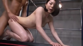 Fabulous sex video Anal new you've seen