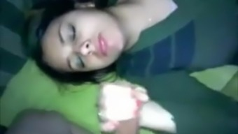 INDIAN COLLEGE GIRL CUM SWALLOW