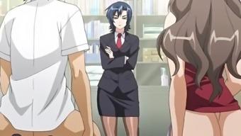 Genkaku cool na sensei ga aheboteochi! ep.1 th