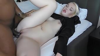 Nun Getting a Black Cock
