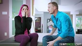 American Man Fucking Naughty Muslim Woman Nikki Knightly