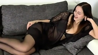 beautiful young girl loves sex with her boyfriend