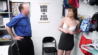 Teen learning the rules on cops big cock