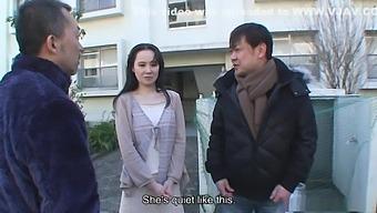 Horny Wifey Junko Nishimura Needs A Big Pecker