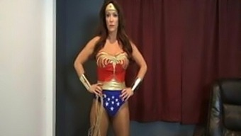 Rachel Steele – Wonder Woman Vs. Mastermind
