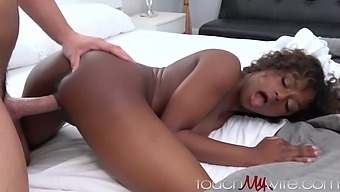 Huge Boobs And Lola Chanel - Wife Doesnt Care That I Caught Her With Another Man, She Wants Me To Watch