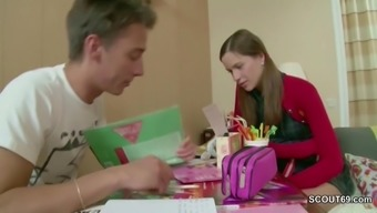 Mister Exhibit Step-Sister how conceive after Homework