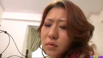 Small Ujujui Yuumi savings cock in complete Japanese people XXX