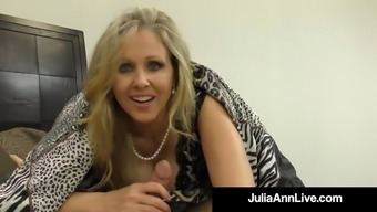 Hot Sophisticated Milf Julia Ann Requires a Manhood In their Entrance & Skills!