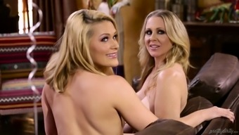 Johnny Chateau fucks Abby Cross and her unclean lesbian lady
