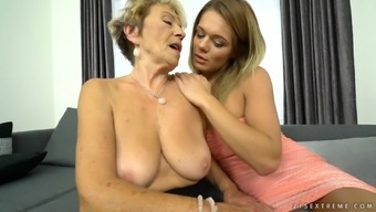 Malya and Lara West connect for your magnificent lesbian encounter