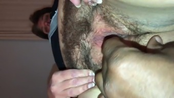 Great Momma's Hairy Stormy Pussy