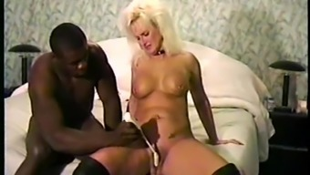 JanB interracial cuckold by using The law