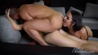 Usrr Threesome - GIRLSRIMMING - Kira Spike - Nataly Cash cow