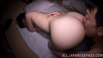 Searing Japanese people Bones Along with a Nice Stupid ass Getting Her Small Asshole Licked