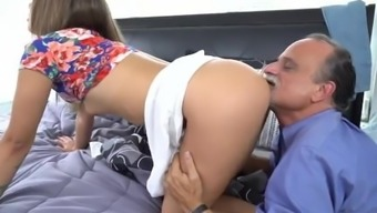 Teenager anal unique hdtv the first occassion Liza and