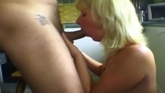 Age swing amateurs trade wives