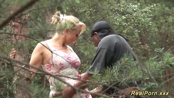 Naughty a language like german major naturally-occuring mammary MILF treasures most desirable penis love-making naturally