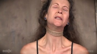 Grow older BDSM submissive savours your pain to becoming tied up