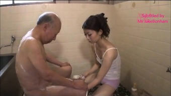 Japanese Partner Natsume and Father-in-Law 2 (MrBonham)