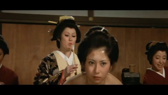 Japanese people Harem: Butt feathering height to Concubine whores