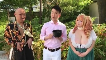 Japanese people Girl Along with Large Titties (Component 2)