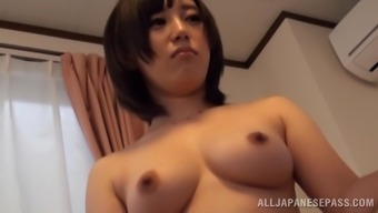 Slutty From asia With the use of Best Genuine Tits Get a Large Cumshot In Her Mouth