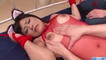 Remarkable porn scenes with the use of warm Aika Hoshino