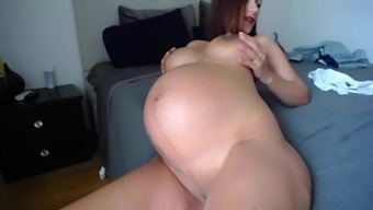 Gorgeous Damsel In Gets pregnant On Camera (TeRRiFieR)
