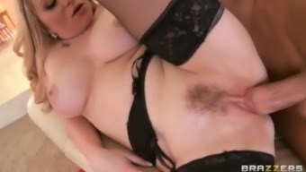 Stunning light MILF Aiden Starr makes her son-in-law to cheat