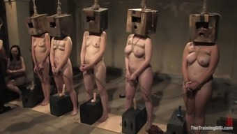 Submissve Girls Please Their personal Taoists Within the Slavery Clip