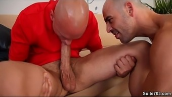 Adam Russo &_ Troy Michaels Fuck and Persuade