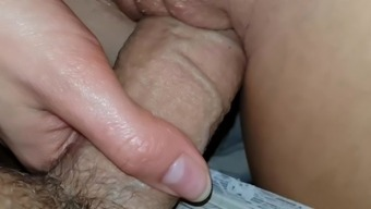 CUMMING IN MY CALVIN KLEIN PANTIES AND PULL THEM UP Nicky Mist 4K
